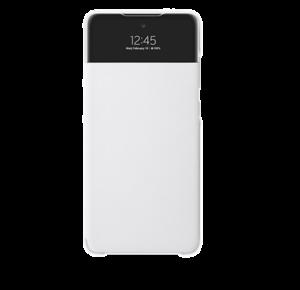 S view preklopna maska za Samsung galaxy A72 bijela EF-EA725PWEGEE