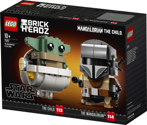 LEGO Star Wars Mandalorijanac i Dijete 75317