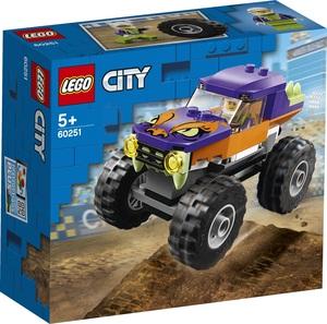 LEGO City Čudovišni kamion 60251