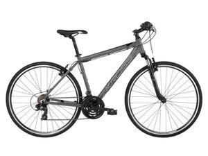 KROSS trekking bicikl Evado 3.0 Men sivo/crna vel.XL