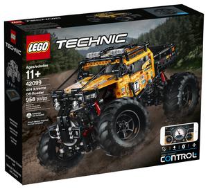 LEGO Technic Ekstremni terenac na daljinsko upravljanje 42099
