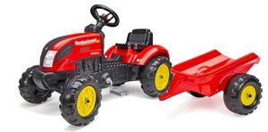 Falk traktor na pedale i prikolica Countrey farmer red