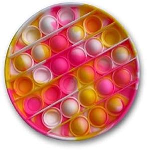 Fidget Pop It - 1 komad Tie dye
