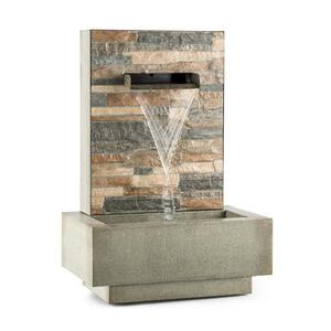 BLUMFELDT Watergate, vrtna fontana, indor/outdoor, 15 W pumpa, 10 m kabal, pocinčana