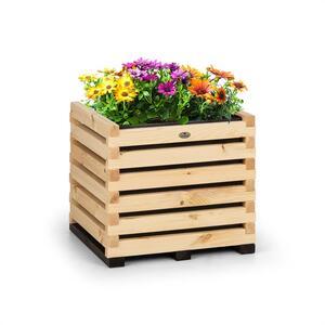 BLUMFELDT Mod Grow 50 povišeni cvjetnjak, Smeđa