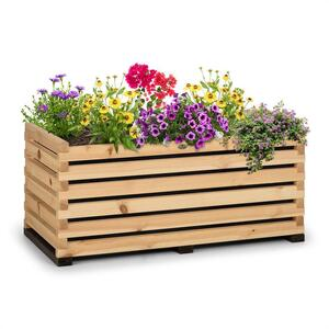 BLUMFELDT Mod Grow povišeni cvjetnjak, Smeđa