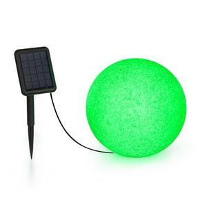 BLUMFELDT Shinestone Solar 30 kuglasta svjetiljka, Zelena