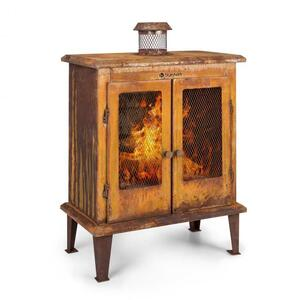 BLUMFELDT Flame Locker ognjište vintage vrtni kamin