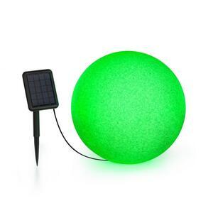 BLUMFELDT Shinestone Solar 40 kuglasta svjetiljka, Zelena