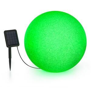 BLUMFELDT Shinestone Solar 50 kuglasta svjetiljka, Zelena