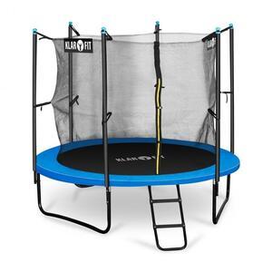 KLARFIT trampolin Rocketboy 250, 250 cm plavi