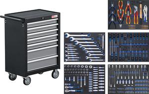 BGS Set alata u kolicima (2001) 243dj.pro+ 4060 promo