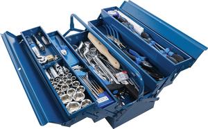 BGS set alata 137-djelni u metalnoj kutiji pro+  3306 promo