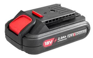 Praktik Tools Q LINE baterija 2,0ah - PTQB20