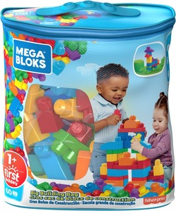 Megablocks osnovni set kockica 60 kom