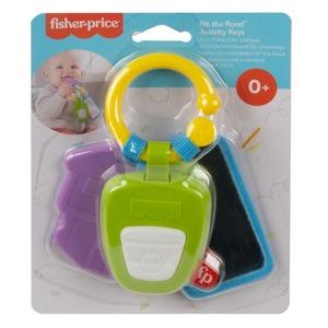 Fisher price ključevi za bebu s 3 aktivnosti