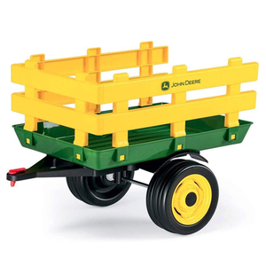 Licencirana Peg Perego prikolica Stake Side za John Deere traktore