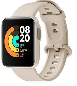 Xiaomi Mi Watch Lite, 41mm, Ivory,pametni sat