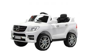 Licencirani automobil na akumulator Mercedes-Benz ML 350  bijeli_oštećeno_TPNJ