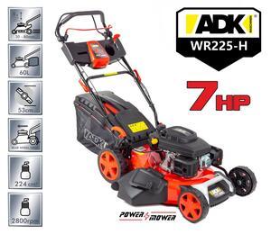 ADK samohodna motorna kosilica WR65831ABK 224 cm³ / 53 cm