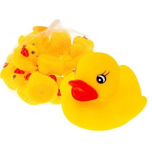 Set žutih patkica za kupanje