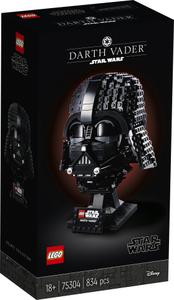 LEGO Star Wars Darth Vader kaciga 75304