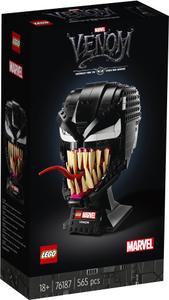 LEGO Super Heroes Venom kaciga 76187