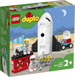LEGO DUPLO Misija u svemirskom šatlu 10944