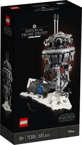 LEGO Star Wars Imperijski istraživački droid 75306