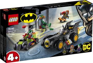 LEGO Super Heroes Batman protiv Jokera™: potjera u Batmobileu 76180
