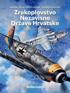 Zrakoplovstvo Nezavisne Države Hrvatske 1941. – 1945., Danijel Frka, Josip Novak, Siniša Pogačić