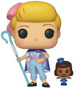 FUNKO POP! Disney: Toy Story  4 - Bo Peep with officer McDimples