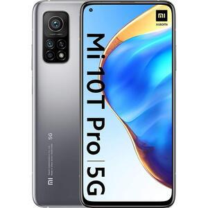 Xiaomi Mi 10T PRO 5G 8GB/128GB srebrna, mobitel