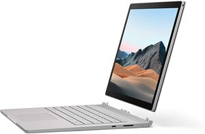 Microsoft Surface Book 3 V6F-00024, 13,5 Touchscreen, Intel Core i5 1035G7, 8GB RAM, 256GB PCIe NVMe SSD, Intel Iris Plus Graphics, Windows 10 Home, laptop