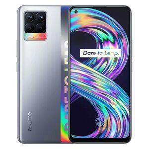 Realme 8 6GB/128GB Cyber Silver, mobitel