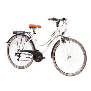 """XPLORER gradski bicikl VOYAGER 28"""" bijeli"""