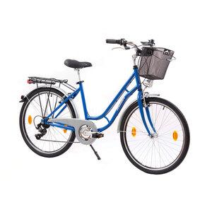 """XPLORER gradski bicikl MADEIRA 26"""" plavi"""