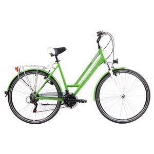 """XPLORER gradski bicikl URBANO 28"""" zeleni"""