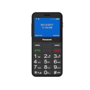 Panasonic KX-TU150 EXB crni, SOS tipka, mobitel