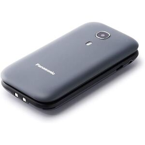 Panasonic KX-TU400EXG sivi, preklopni, SOS tipka, GSM, mobitel