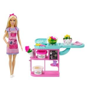 Barbie Cvjećarna set za igru