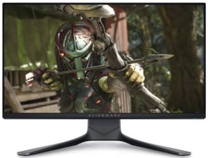 Dell monitor AW2521HFA Alienware, IPS, 240Hz, 1ms, Pivot