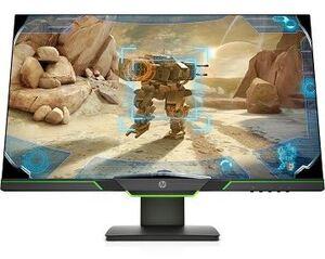 HP monitor 27xq Display, 3WL54AA, TN, QHD, 144Hz, 1ms