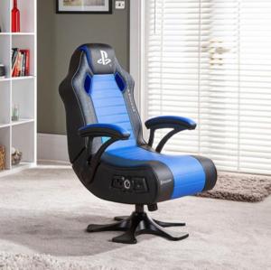 X Rocker Official Sony Playstation Legend 2.1. gaming stolica, crno/plava