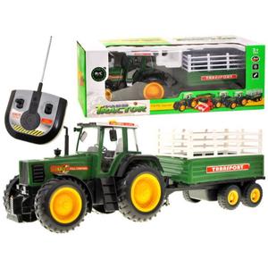 Mega traktor na daljinsko upravljanje