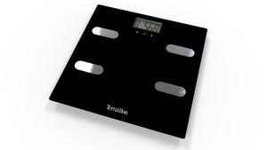 Terraillon Fitness Black osobna vaga