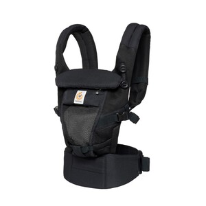 Ergobaby Adapt nosiljka, Cool air, crna