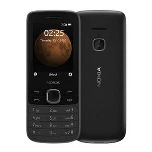 Nokia 225 4G Dual SIM Black, mobitel