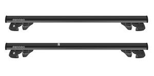 Menabo krovni nosač JACKSON Black 120cm