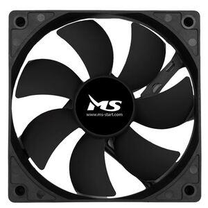 Ventilator za kućište MS FREEZE M120 crni 12 cm